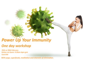 Power Up your Immunity